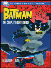 Batman: The Complete Fourth Season [2 Discs] - Subtitle - DVD