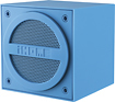 iHome - Mini Bluetooth Speaker Cube for Most Bluetooth-Enabled Devices - Blue