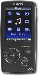 BestBuy - Sony 4GB Walkman Video MP3 Player - $99.99 shipped