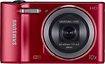 Price Samsung - WB30F 162-Megapixel Digital Camera - Red price