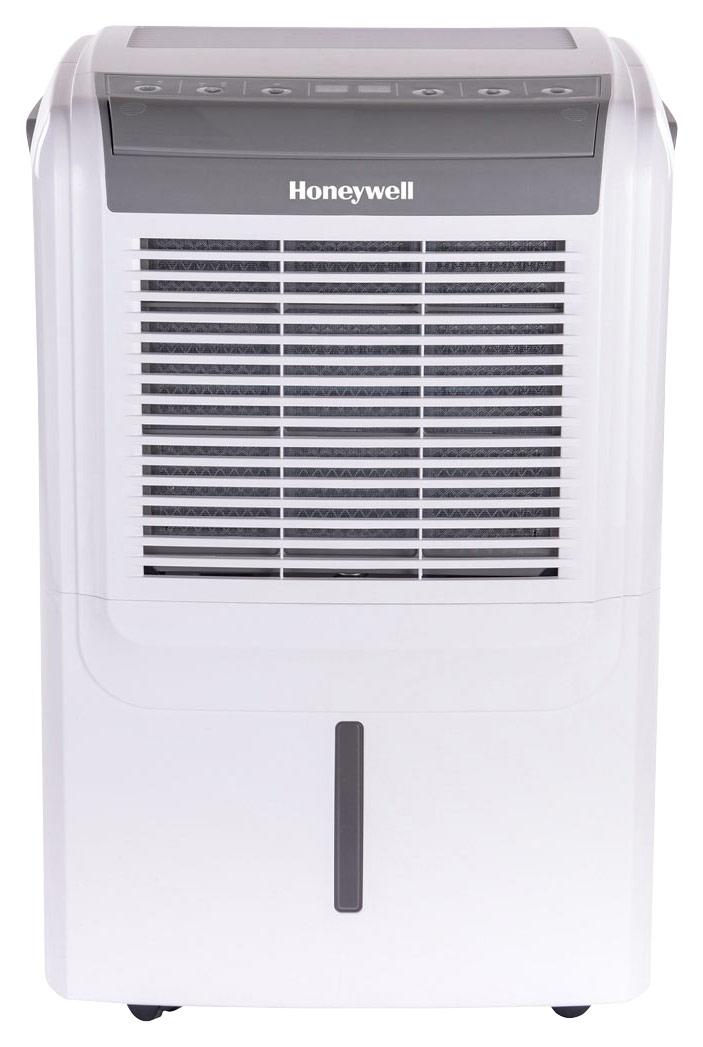 Honeywell - 70-Pint Dehumidifier - White