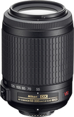 Nikon Zoom-Nikkor 55-200mm f/4-56G IF-ED AF-S DX VR Zoom Lens