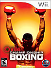 Buy Showtime Championship Boxing - Nintendo Wii