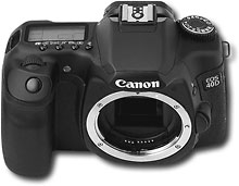 Canon - EOS 10.1MP Digital SLR Camera - EOS40DBODY :  best buy electronics slr digital slr