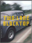 Two-Lane Blacktop - DVD