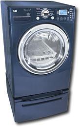 BestBuy - LG 7.3 Cu. Ft. 9-Cycle XL Capacity Gas Dryer - $989.99