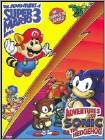 Super Mario Bros. 3 / Adventures of Sonic the Hedgehog, Vol. 1 [7 Discs] -