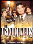 Untouchables: Season 2, Vol. 1 (4 Discs) - Fullscreen Subtitle - DVD