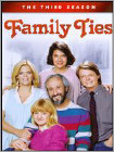 Family Ties: The Third Season [4 Discs] - Fullscreen Dolby - DVD