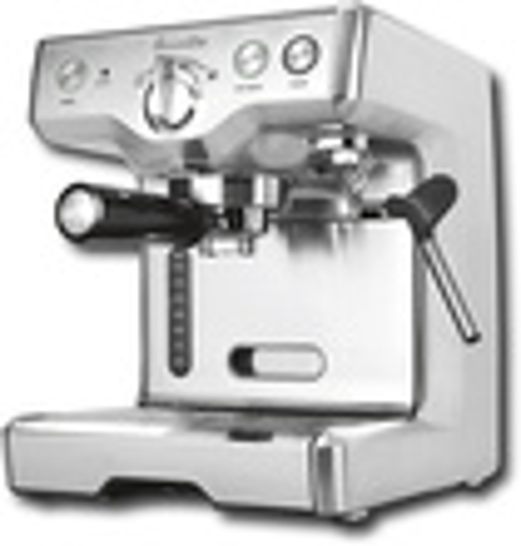 Breville - Espresso Machine - Stainless-Steel