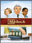 Matlock: The First Season [7 Discs] - Fullscreen - DVD