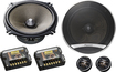 "Pioneer - 6-1/2"" Component Speakers with KEVLAR and Basalt Woofer Cone (Pair)"