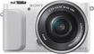 Sony - NEX-3NL 16.1-Megapixel Digital Compact System Camera with SELP1650 16-50mm Power Zoom Lens - White