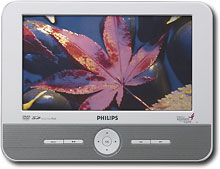 BestBuy - Philips 8.5-inch 16:9 Widescreen Portable Player - $159.99