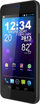 Blu - Vivo 465 Mobile Phone (Unlocked) - Black