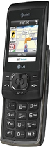 LG - GU295 Mobile Phone (Unlocked) - Black