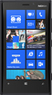 Nokia - Lumia 920 4G Mobile Phone (Unlocked) - Black