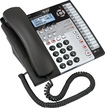 AT&T - Corded Speakerphone with Intercom and Caller ID/Call Waiting