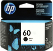 HP - 60 Ink Cartridge - Black