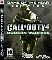 Call of Duty 4: Modern Warfare Greatest Hits - PlayStation 3