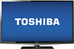 "Toshiba - Refurbished 40"" Class (40"" Diag.) - LED - 1080p - 60Hz - HDTV"