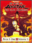 Avatar: The Last Airbender - Book 3: Fire, Vol. 3 - Fullscreen Dolby - DVD