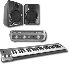 BestBuy - M-Audio - Studio Bundle - $199.99