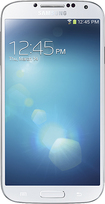 Samsung - Galaxy S 4 4G Mobile Phone - White (AT&amp;amp;T)