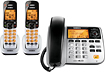 Uniden - DECT 60 Expandable Cordless Phone System with Digital Answering System