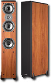"Buy Polk Audio Triple 5-1/4"" 2-Way Floor Speakers (Each) - Cherry"