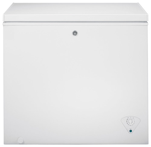 GE - 7.0 Cu. Ft. Chest Freezer - White