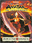 Avatar: The Last Airbender - Book 3: Fire, Vol. 4 - Fullscreen Dolby - DVD