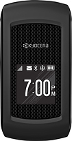 Boost Mobile - Kyocera Coast No-Contract Cell Phone - Black