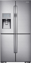 Samsung - 317 Cu Ft 4-Door French Door Refrigerator with Convertible Zone - Stainless-Steel