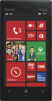 Nokia - Lumia 928 4G LTE Mobile Phone - White (Verizon Wireless)