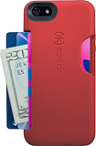Speck - SmartFlex Card Case for Apple iPhone 5 - Pomodoro Red