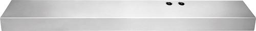 Frigidaire - 36 Convertible Range Hood - Stainless Steel (Silver)