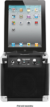 Ion Audio - Road Rocker Bluetooth Speaker System for Apple iPod touch, iPad and iPhone