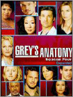 Grey's Anatomy: Season Four Expanded [5 Discs] - DVD