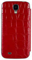 Anymode - Me-In Folio Cover for Samsung Galaxy S 4 Mobile Phones - Red
