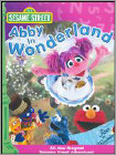 Sesame Street: Abby in Wonderland - Fullscreen - DVD