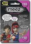 InComm Meez Game Card ($10)