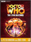 DOCTOR WHO: THE FIVE DOCTORS [2 DISCS] - Anniversary - DVD