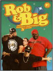 Rob &amp; Big: The Complete Third Season Uncensored [3 Discs] - Fullscreen - DVD