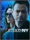 CSI: NY - The Fourth Season [6 Discs] - Widescreen Dubbed AC3 Dolby - DVD