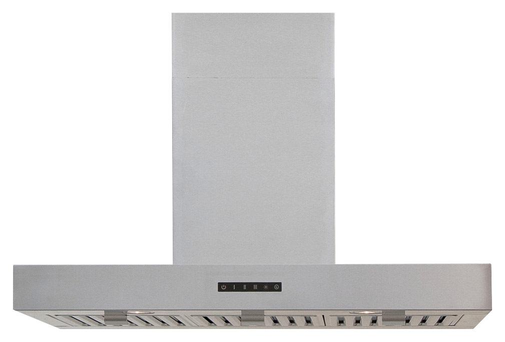 Windster Hood - 36 Convertible Range Hood - Stainless Steel (Silver)