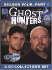 Ghost Hunters: Season 4 - Part 1 (3 Disc) - Fullscreen - DVD