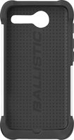 Ballistic - SG Case for Motorola Electrify M Mobile Phones - Black/White