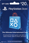 Sony - PlayStation Network Card ($20)