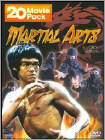 Martial Arts: 20 Movie Pack [4 Discs] -